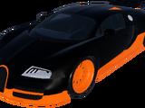 Bucatti Vacances (Bugatti Veyron)