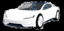 Tesla roadster stock-0