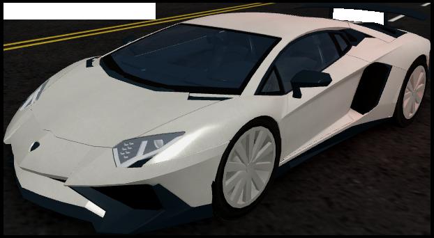 A Lamborghini Aventador SV (Unmodified)