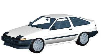 Atiyoto Ay86 Toyota Ae86 Roblox Vehicle Simulator Wiki Fandom