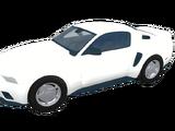 Baron Appaloosa (Ford Mustang GT)
