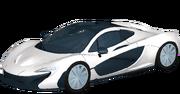 McLaren P1 portal