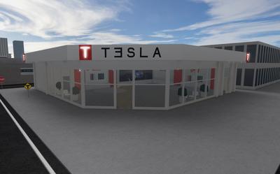 Tesla Delearship
