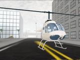Telio 602 Jet Rescue (Bell 206 Jet Ranger)