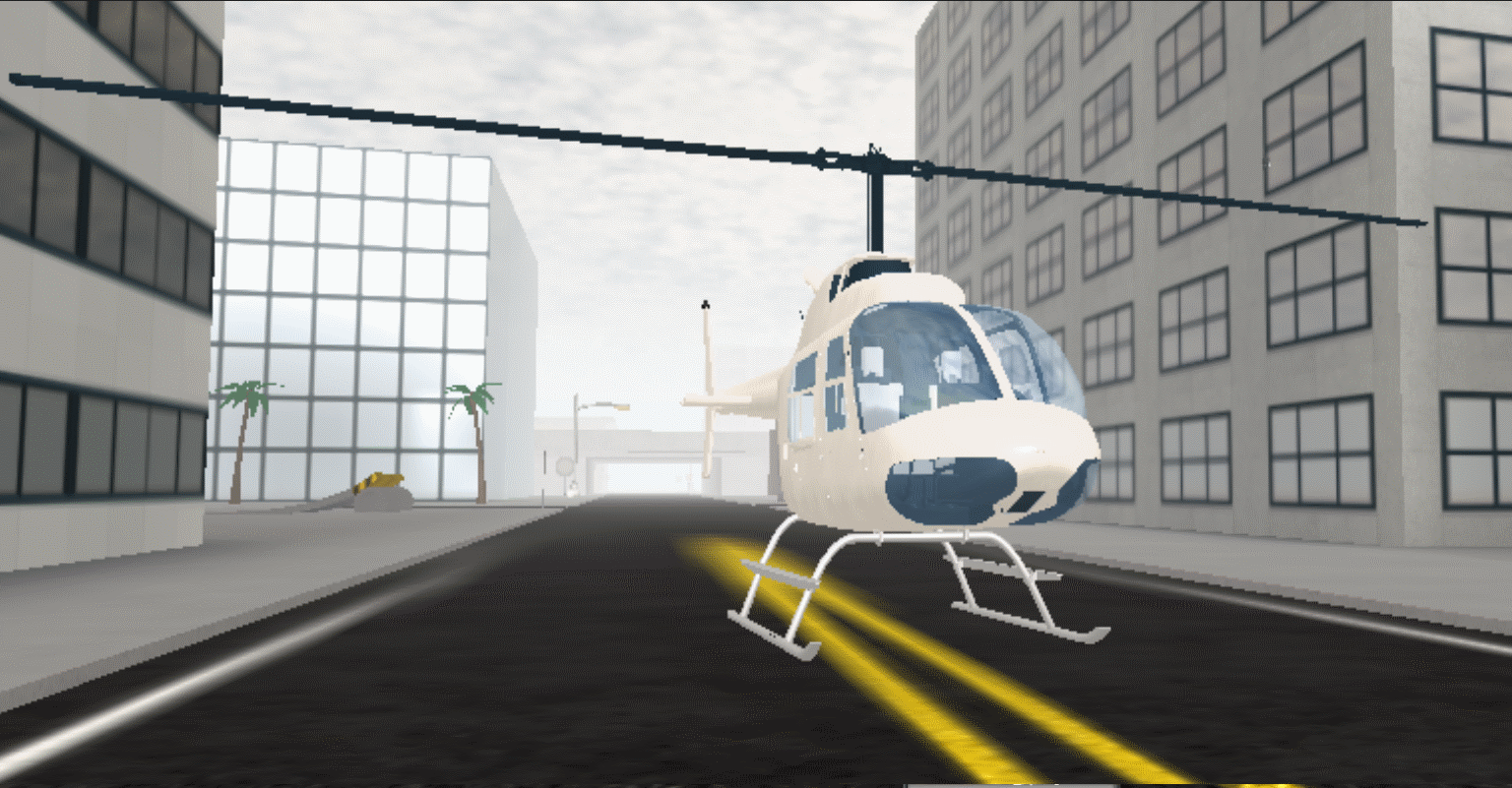 Bell 206 Jet Ranger Roblox Vehicle Simulator Wiki Fandom Powered