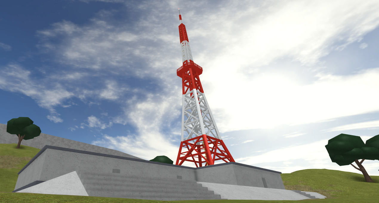 Radio tower roblox vehicle simulator wiki fandom powered by wikia radio tower publicscrutiny Images