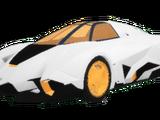 Peregrine Manifesto (Lamborghini Egoista)