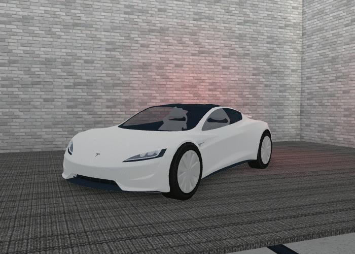 Tesla Roadster 2.0 | Roblox Vehicle Simulator Wiki | FANDOM powered ...