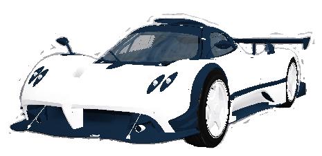 Pagani Zonda R | Roblox Vehicle Simulator Wiki | FANDOM