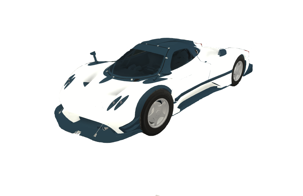 Pagani Zonda R | Roblox Vehicle Simulator Wiki | FANDOM powered by Wikia