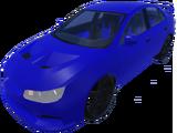 Mikurini Evocation X (Mitsubishi Evo X)