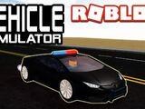 Lamborghini Huracan (Police)