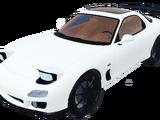 Ahura Carflex-7 (Mazda RX-7 FD3S)
