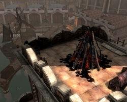 Rabenblick Leuchtturm