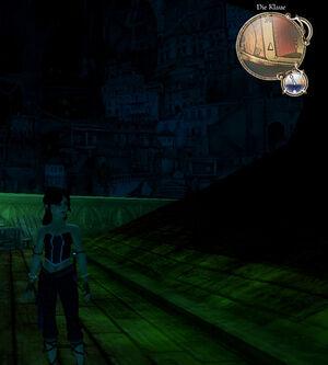 Klaue-Dunkelheit