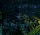 Katakomben des inneren Bezirk