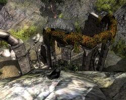 Rabenblick Alte Ruine