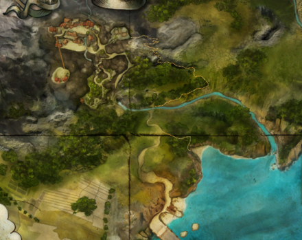 Map san pasq trails