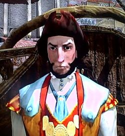 Venetian Ship Captain
