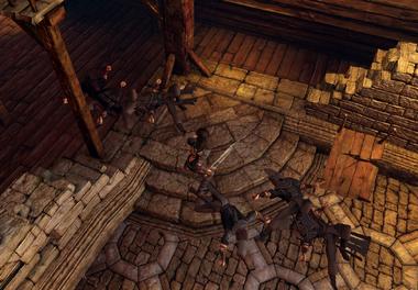 Tavern assault