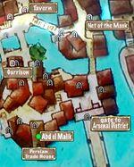 Person Map Abd el Malik
