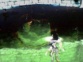 Catacomb Entrance via Canal