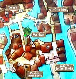 Quest Map Abandoned Honor Garrison