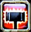 Hammer Block skill icon