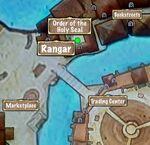 Person Map Rangar