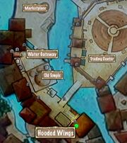 Quest Map Hooded Wings