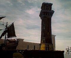 Signal Fire Tower
