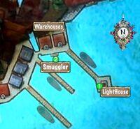 Quest Map Signal Fires