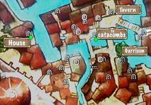 Quest Map Dubious Methods Inner City