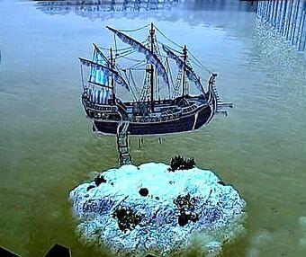 The Merchant Vessel Southern Bay