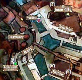 Place Map Ambrosial Lotus