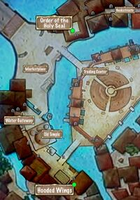 Quest Map No Questions Asked Holy Seal