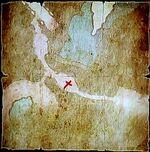 Lady Velvet Treasure Map