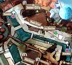 Person Map of Doctor Gregorius