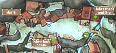Quest Map Proper Clothes