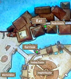 Quest Map False Accusation