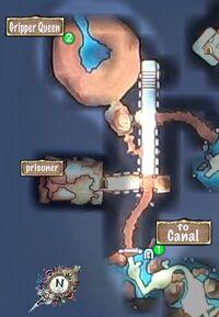 Quest Map Gripper Queen Inner City