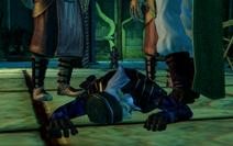 Sophistos murdered