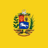Standard President of Venezuela
