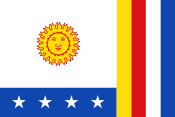 Flag of Vargas State