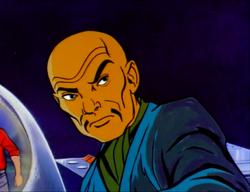 Dr Zinn in the Original Series