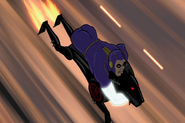 Phantom Limb rides a Diamond Dog