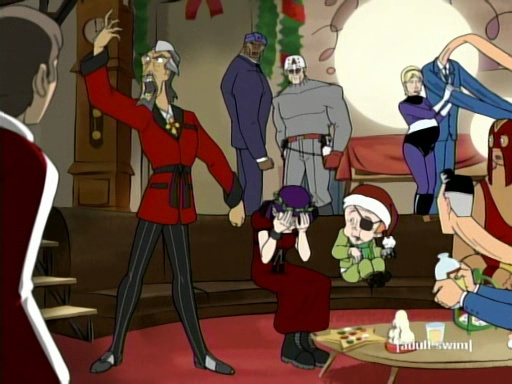 A Very Venture Christmas | Venture Brothers Wiki | FANDOM powered by Wikia