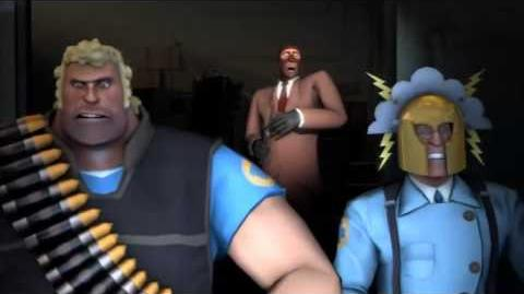 Team Fortress 2 Venture Bros. Commercial