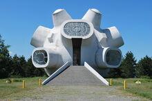 Macedonian memorial