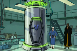 Joy Can with Dr. Venture and Dr. Orpheus